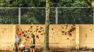 ともに遊ぶ 大野保育園