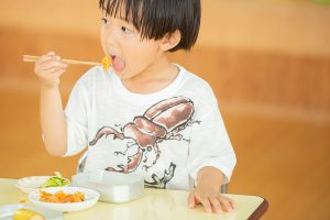 基本的生活習慣の定着により健康な心と身体を育む